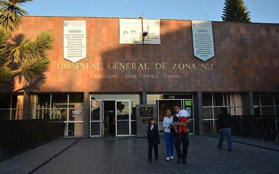 ¡Un detenido se le fugó a un policía municipal de un hospital en Aguascalientes!