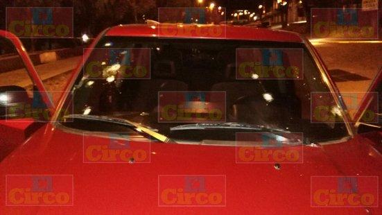 """¡A balazos intentaron ejecutar a """"El Chuky"""" en Lagos de Moreno!"""