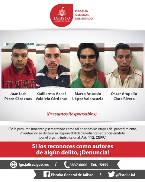¡Desmembraron banda de robacoches que operaba en Zapopan, Jalisco!