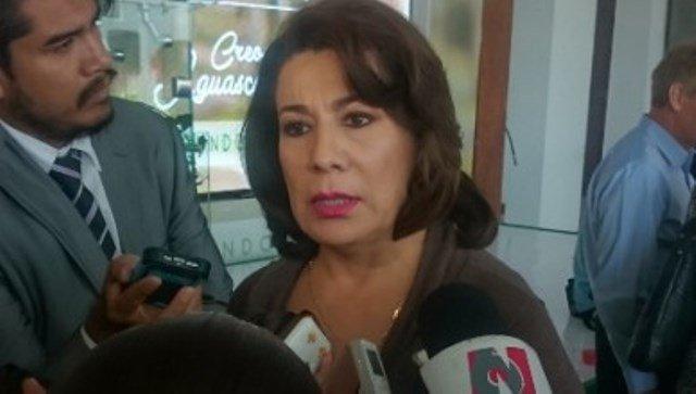 ¡Lorena Martínez apoya la postulación del General Eddy para la alcaldía de Aguascalientes!