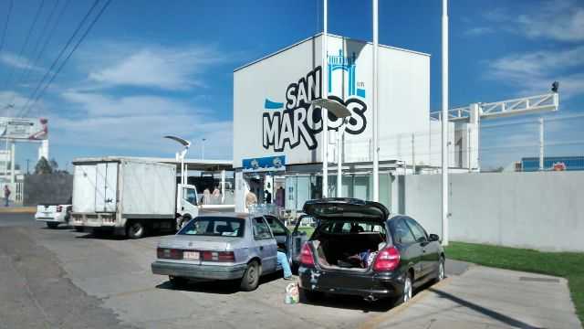 ¡Tragedia en la empresa Leche San Marcos de Aguascalientes: trabajador murió tras una caída de 12 metros de altura!