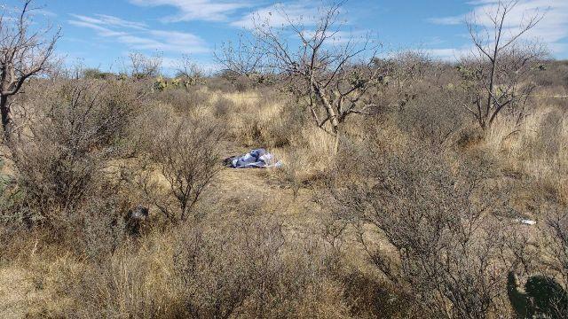 ¡Hallaron muerto, encobijado y putrefacto a un obrero en Aguascalientes!