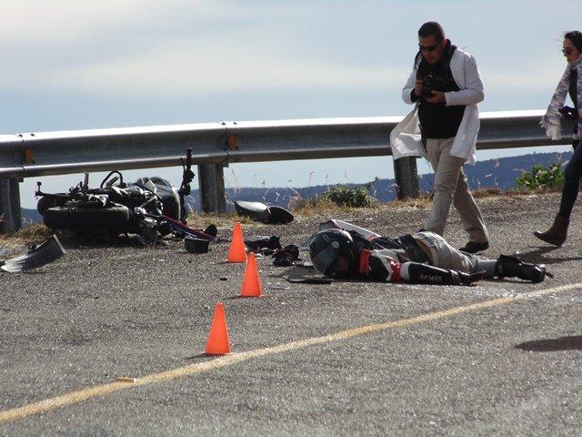 ¡Ex funcionario de Aguascalientes participó en la muerte de un motociclista!