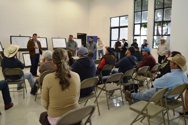 ¡El Municipio de Calvillo convoca vecinos del Centro Histórico para informar sobre obras a realizarse!