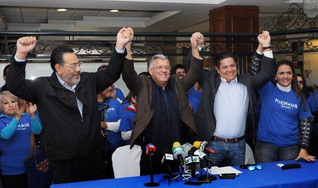 """¡Mario Michaus y """"Paquín"""" González unifican proyectos a la alcaldía!"""