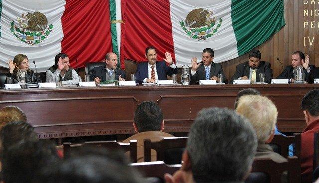 ¡Cabildo de Aguascalientes avaló licencias al cargo de integrantes del Ayuntamiento!
