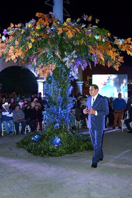 ¡2 años de esperanza cosechan grandes beneficios en Calvillo: Javier Luévano Núñez!
