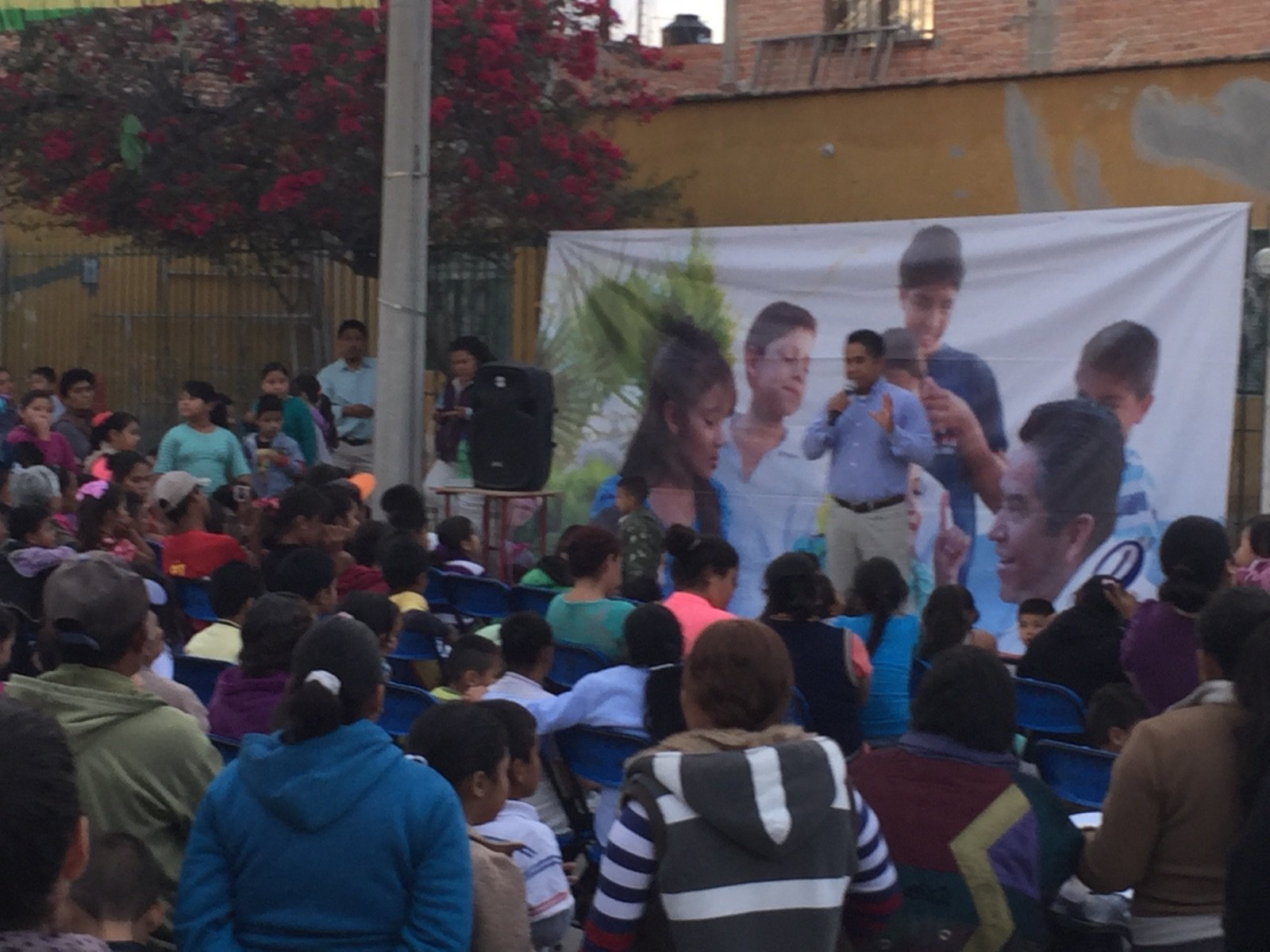 ¡Adolfo Suárez presentó su segundo informe de actividades legislativas en Jesús María!