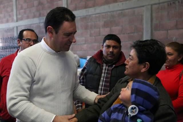 ¡Alejandro Tello pide respaldo y unidad al priismo zacatecano!