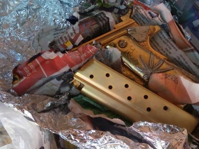 ¡Golpes del Ejército a la delincuencia en Aguascalientes: asegura armas, drogas y cartuchos!