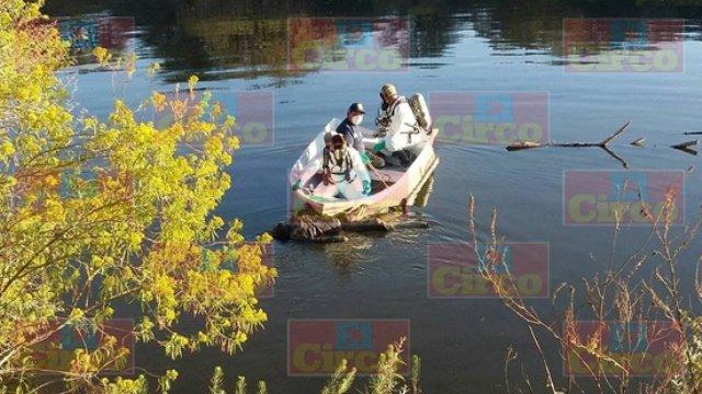 ¡Hallaron a un hombre muerto en el Río San Juan en Lagos de Moreno!