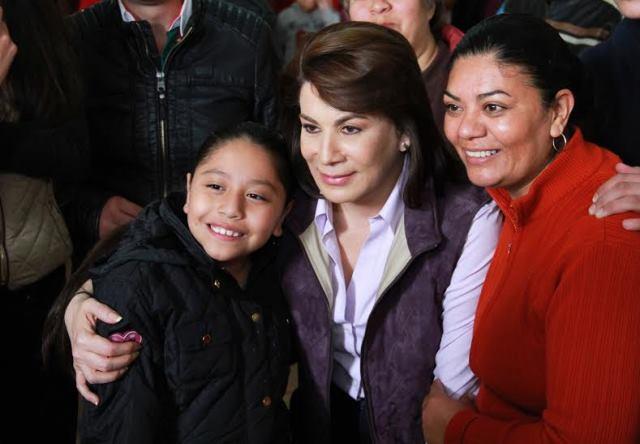 ¡Lorena Martínez quiere que las cosas buenas sucedan en Aguascalientes!