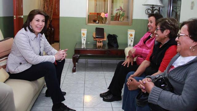 ¡La participación social sustancia el trabajo de cualquier representante popular: Lorena Martínez!
