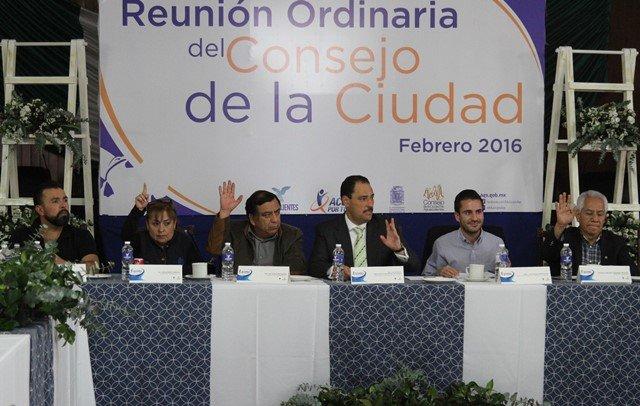 ¡Presenta Consejo de la Ciudad Plan de Trabajo 2016!
