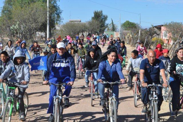 ¡Gobierno Municipal de Aguascalientes fomenta programas deportivos!