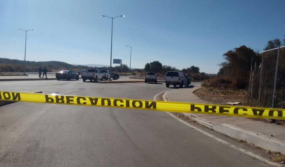 ¡Torturaron y ejecutaron a un hombre en Guadalupe, Zacatecas!