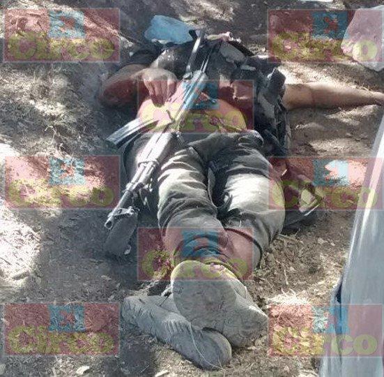 GALERIA/¡4 delincuentes fueron abatidos en sangriento enfrentamiento en Lagos de Moreno!