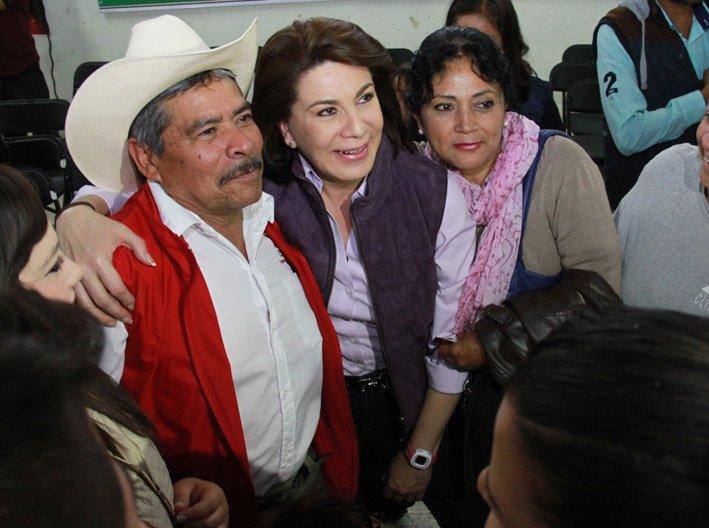 ¡El magisterio es vital para el desarrollo de Aguascalientes: Lorena Martínez!