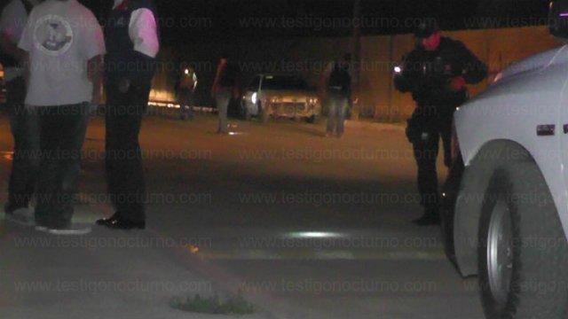 ¡Sujetos intentaron ejecutar a balazos a un joven e hirieron a una niña de 9 años en Fresnillo!