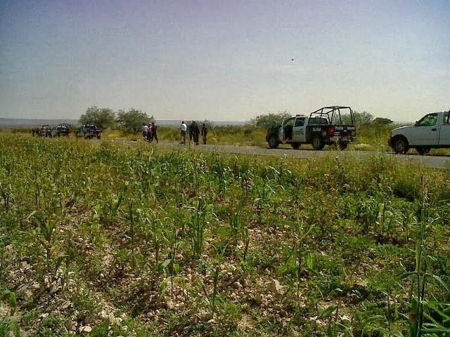 ¡Hallaron 3 cadáveres dentro de unas cuevas en Genaro Codina, Zacatecas!