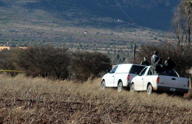 ¡Ejecutaron a balazos a 2 hombres cerca de las instalaciones de la PGR en Zacatecas!