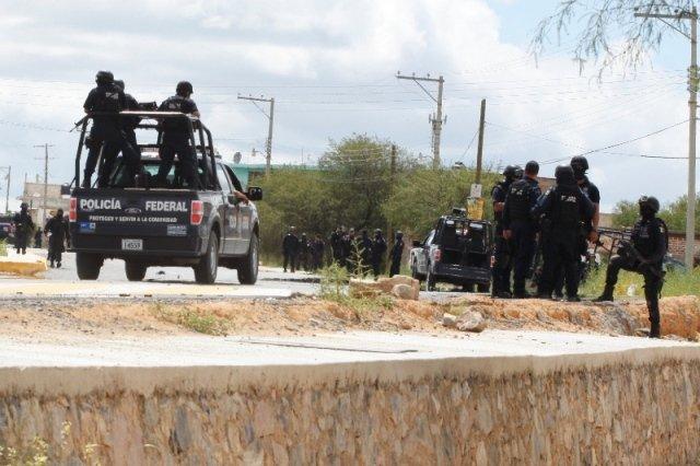 ¡Hallaron restos humanos en un narco-campamento en Noria de Ángeles, Zacatecas!