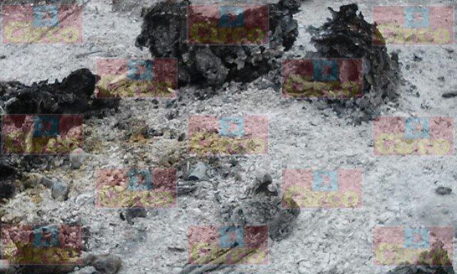 ¡Siguen encontrando restos humanos calcinados en Lagos de Moreno!