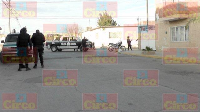 ¡Intentaron ejecutar a balazos a un joven en la colonia Emiliano Zapata de Fresnillo!