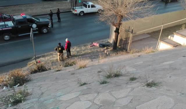 ¡Motociclista se accidentó y se mató en Zacatecas!