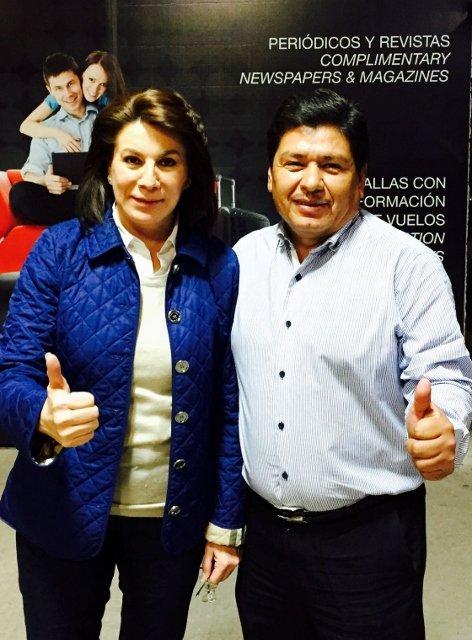 ¡Nueva Alianza tiene en José Luis de Lira a una persona capaz de sacar del bache a Rincón de Romos!