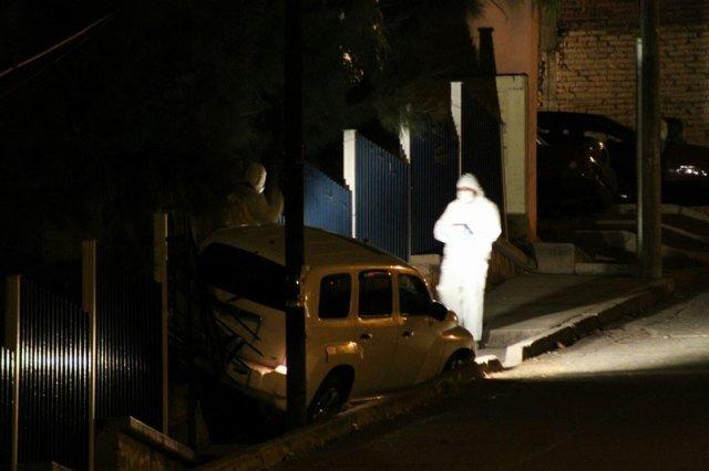 ¡Agentes ministeriales se enfrentaron a balazos con civiles en Guadalupe, Zacatecas!