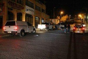 Persecución termina en balacera en Las Arboledas_03