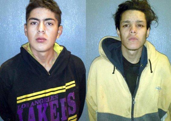¡Tras una persecución atraparon a 2 robacoches en Aguascalientes!