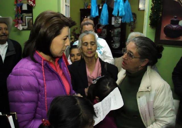 ¡La paz y el orden público deben ser sinónimos de vivir en Aguascalientes: Lorena Martínez!