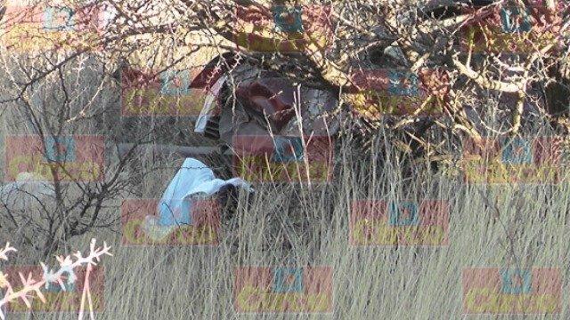 ¡Trágica parranda de 5 jóvenes en Fresnillo: 1 muerto y 4 lesionados al volcar el auto en que viajaban!
