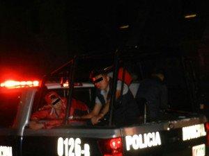 Un muerto y dos heridos con arma blanca dejo riña de la calle J. Pani en Aguascalientes_01