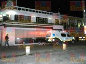 Un muerto y dos heridos con arma blanca dejo riña de la calle J. Pani en Aguascalientes_03