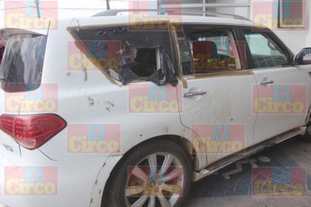 ¡Autoridades aseguraron 4 vehículos, armamento y drogas de una célula delictiva en Lagos de Moreno!