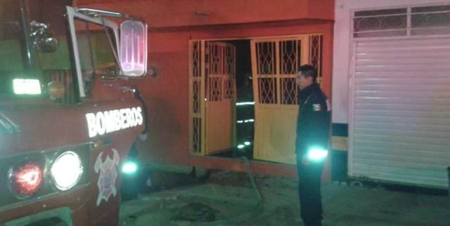 ¡Ancianita murió intoxicada tras un incendio en su casa en Guadalupe, Zacatecas!