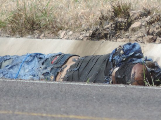 """¡Ejecutaron y quemaron a """"El Beny"""" en Aguascalientes!"""