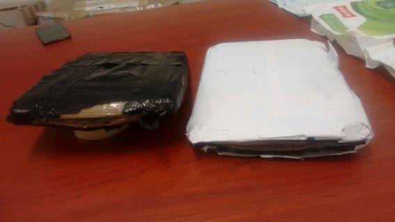¡Asegura Policía Federal más de 3 kilos de heroína en el Aeropuerto de Guadalajara!