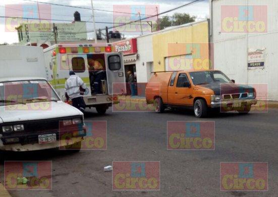 ¡Balacera entre grupos antagónicos en Calera, Zacatecas; 4 heridos!