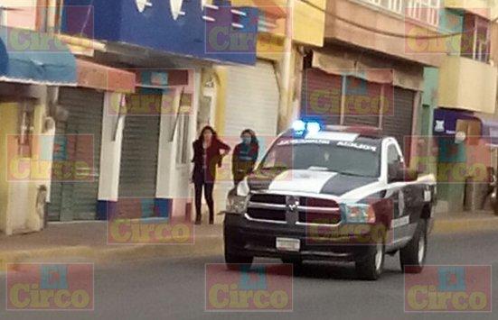 ¡Ejecutan a una persona en la colonia G. Caloca en Calera, Zacatecas!