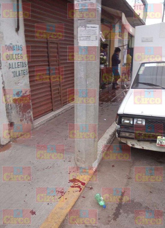 GALERÍA/¡Balacera entre grupos antagónicos en Calera, Zacatecas; 4 heridos!