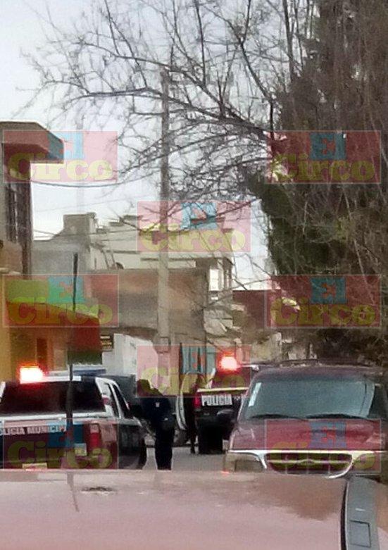 ¡Pánico en Calera: sicarios balearon una casa junto a una guardería!