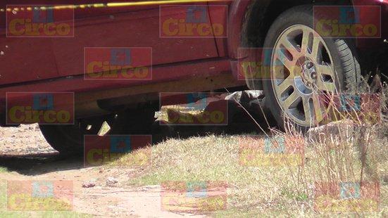 """GALERIA/¡Policías estatales abatieron a 5 delincuentes tras un """"topón"""" y enfrentamiento en Fresnillo, Zacatecas!"""