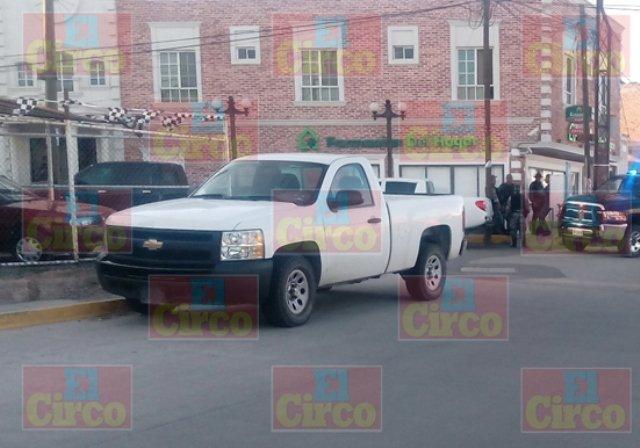 ¡Capturaron a 7 miembros de una célula delictiva en un hotel de Lagos de Moreno!