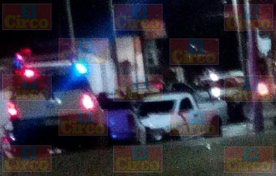 GALERIA/¡Ejecutan a comerciante en la Plaza Matamoros de Calera, Zacatecas!