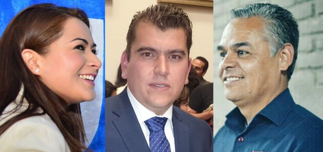 ¡Noel Mata, Adán Valdivia y Tere Jiménez triunfan en las elecciones internas del PAN en Aguascalientes!