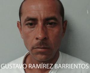 GUSTAVO RAMIREZ BARRIENTOS
